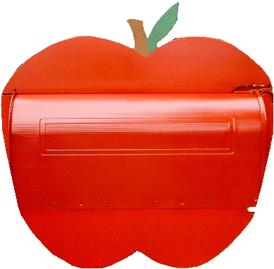 Fruit mailboxes
